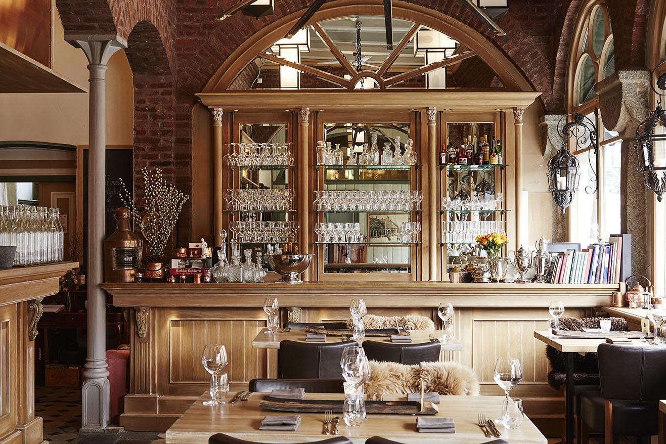 Restaurant liste - Bergen Sentrum