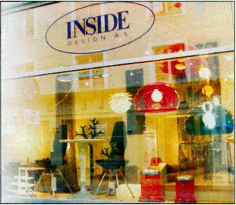 Inside design salg