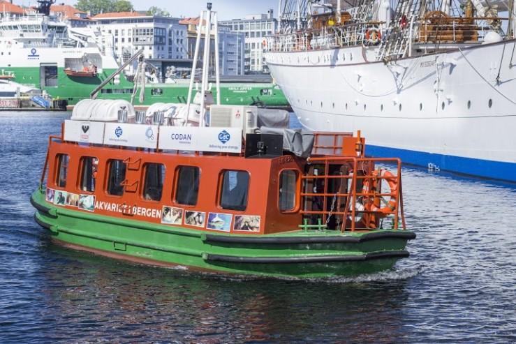 Beffen: Verdens minste cruiseskip