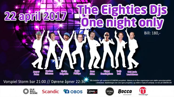 Århundrets disco-fest på byLØRDAG
