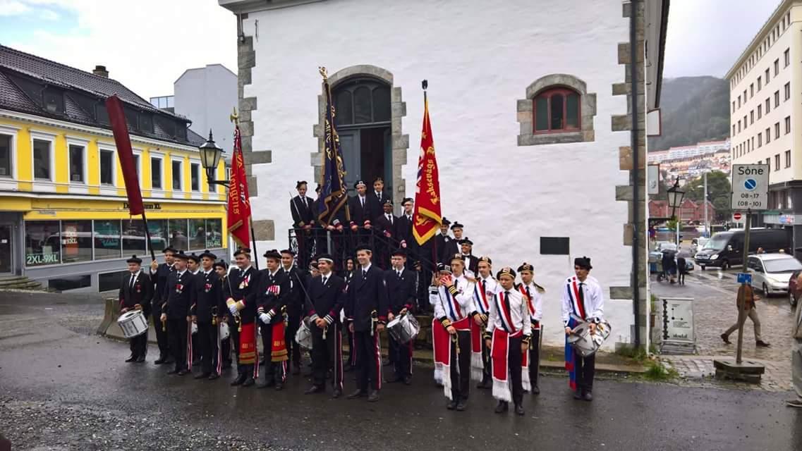 Buekorpsmuseet i Bergen inviterer til åpen markedsdag