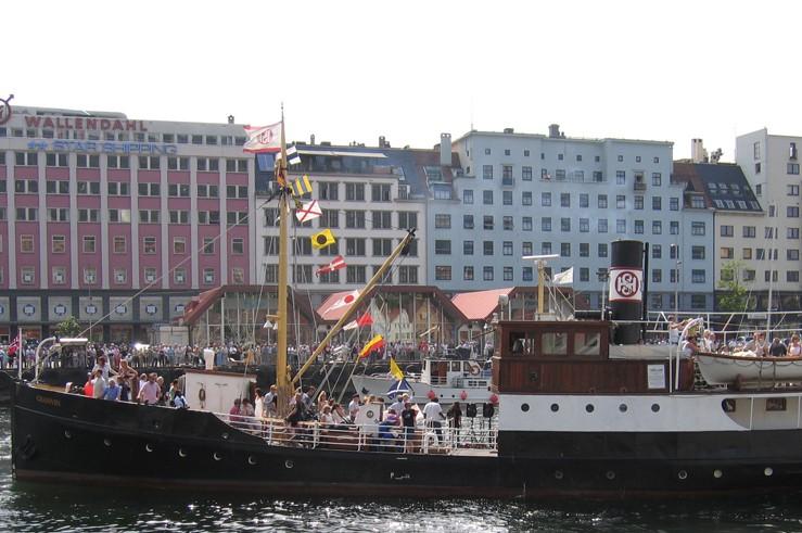 Fjordabåtdagen 16. august