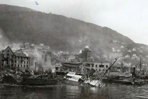 70 år siden den store eksplosjonsulykken