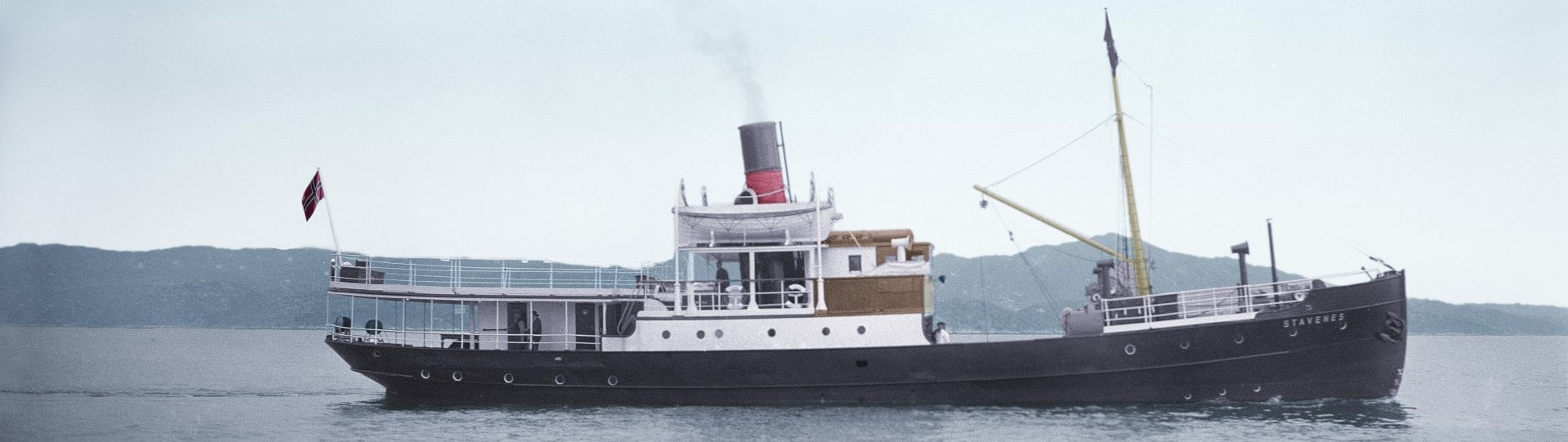 Fjordsteam 1.-4. august
