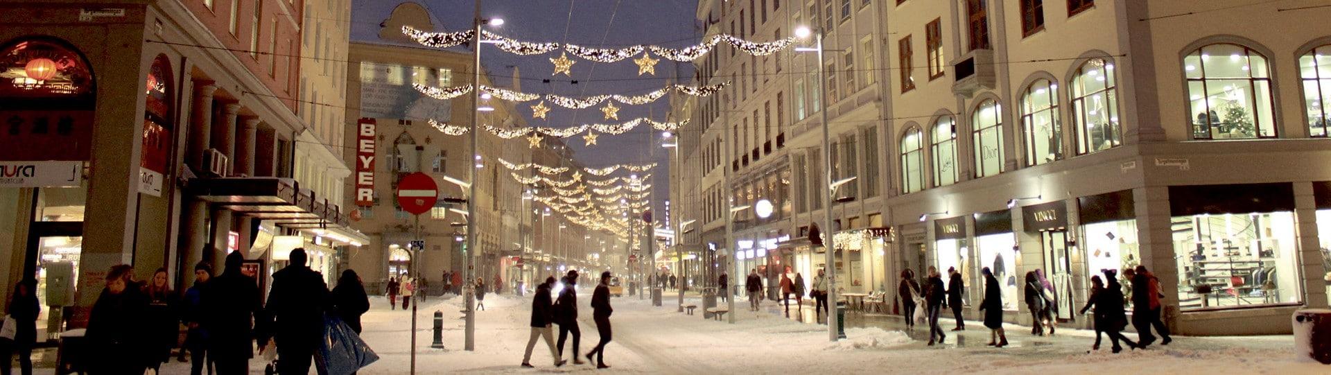 Jule-byLØRDAG 14. des