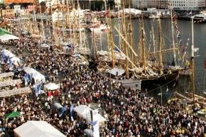 The Tall Ships Races 24.-27. juli 2014