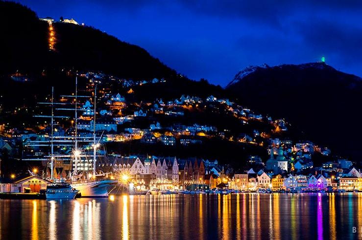 Vær synlig for tilreisende til Bergen!