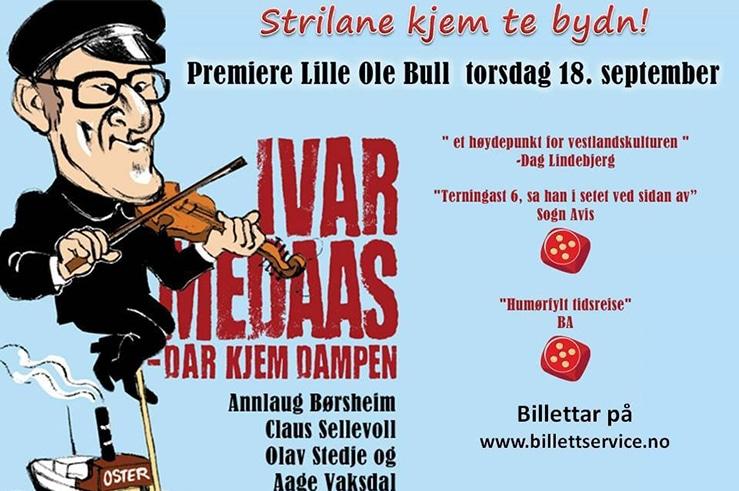 Ivar Medaas – Dar kjem dampen