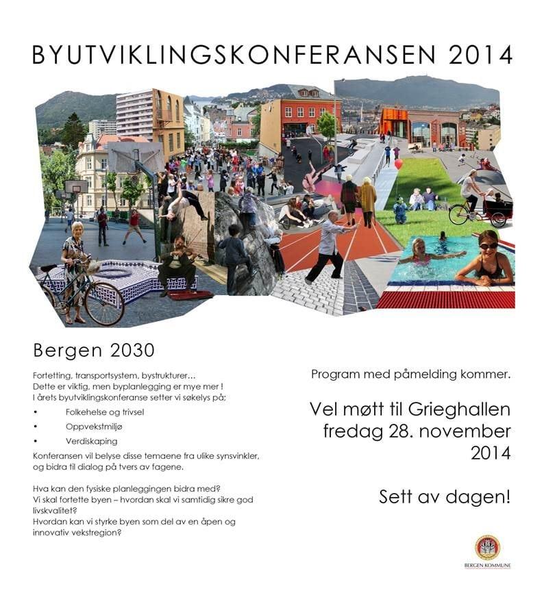 Byutviklingskonferansen 2014 28. november