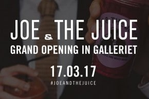 Joe & The Juice på Galleriet