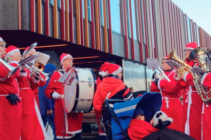 Velkommen til Jule-byLØRDAG 12. desember
