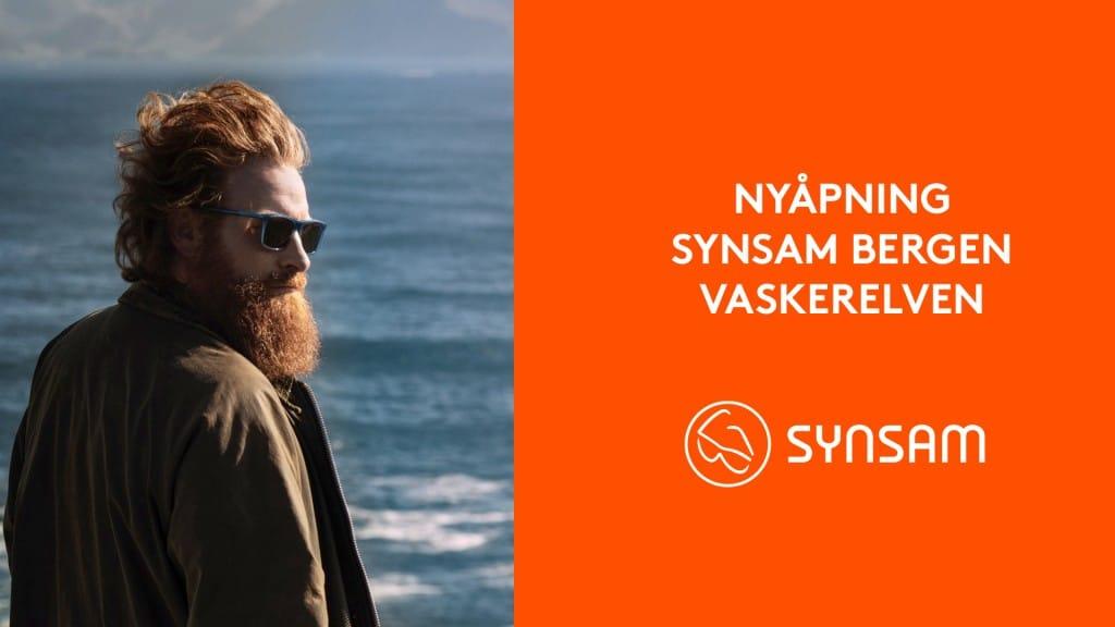 Synsam åpner ny flagshipstore i hjertet av Bergen.