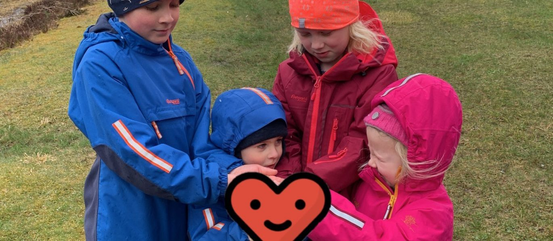 Barnas Bergen på Akvariet, Fløien og i Nygårdsparken