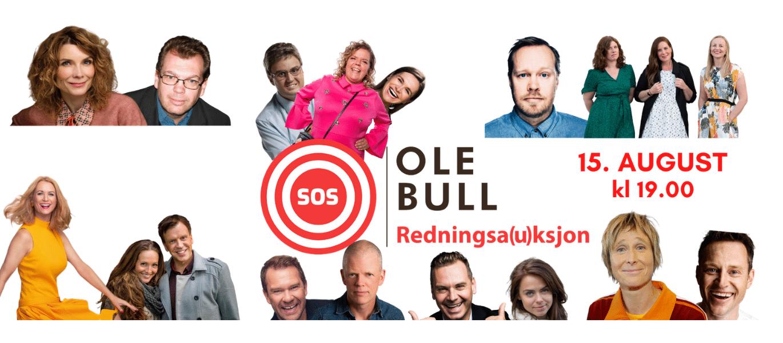 SOS Ole Bull: Redningsa(u)ksjon