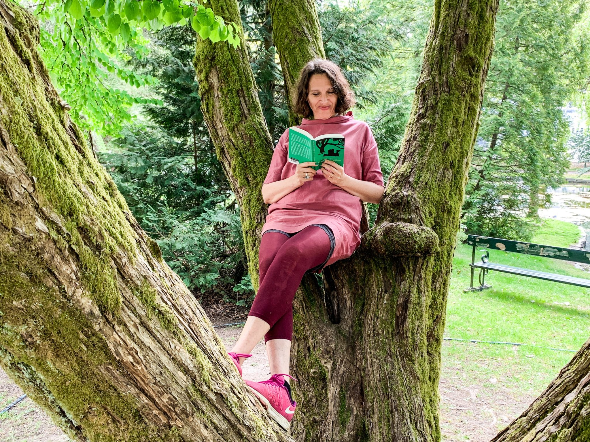 Forfatter Grethe Fatima Syed: En enigma