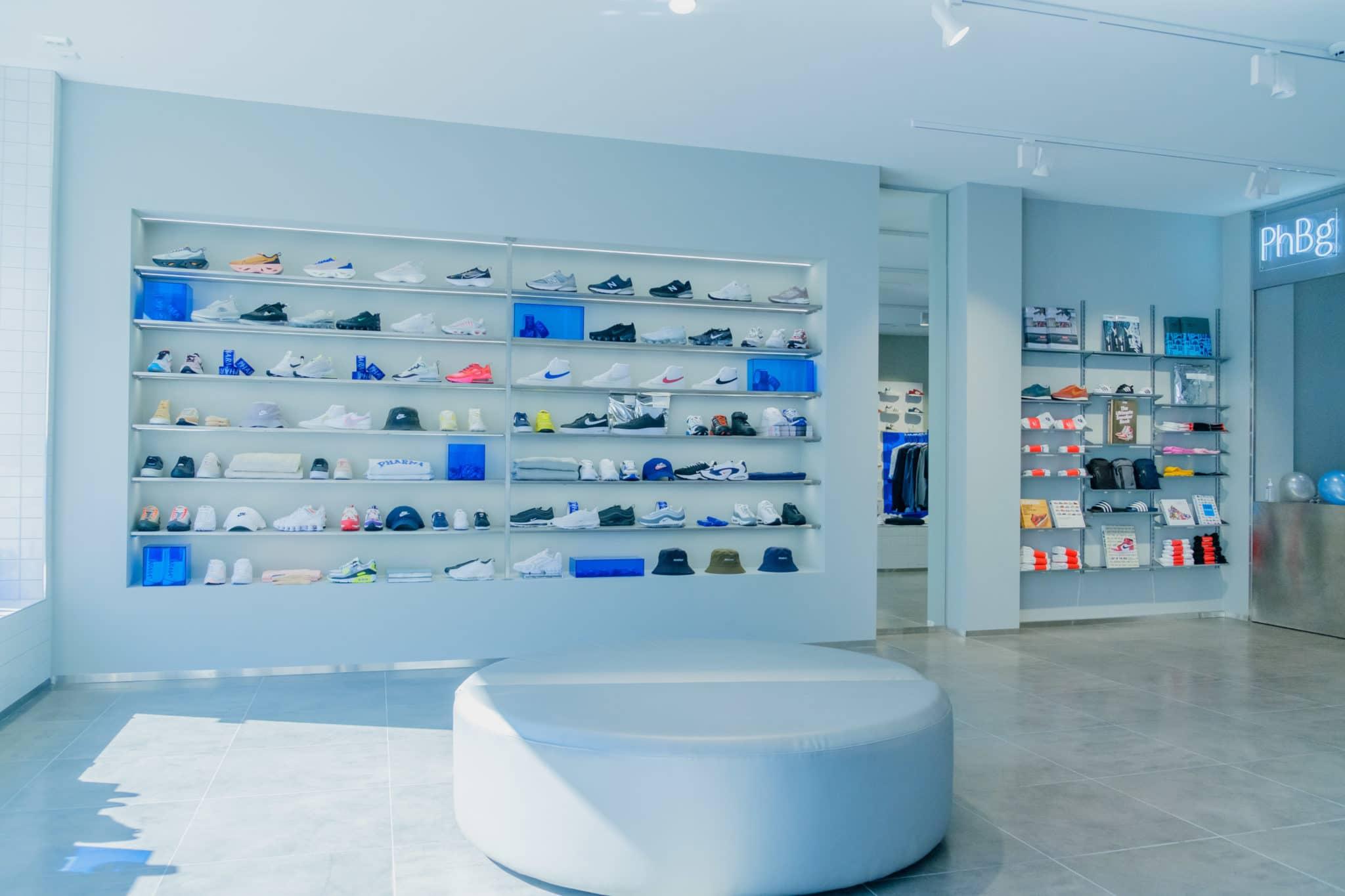 Pharma: Byens kuleste sneakers på resept