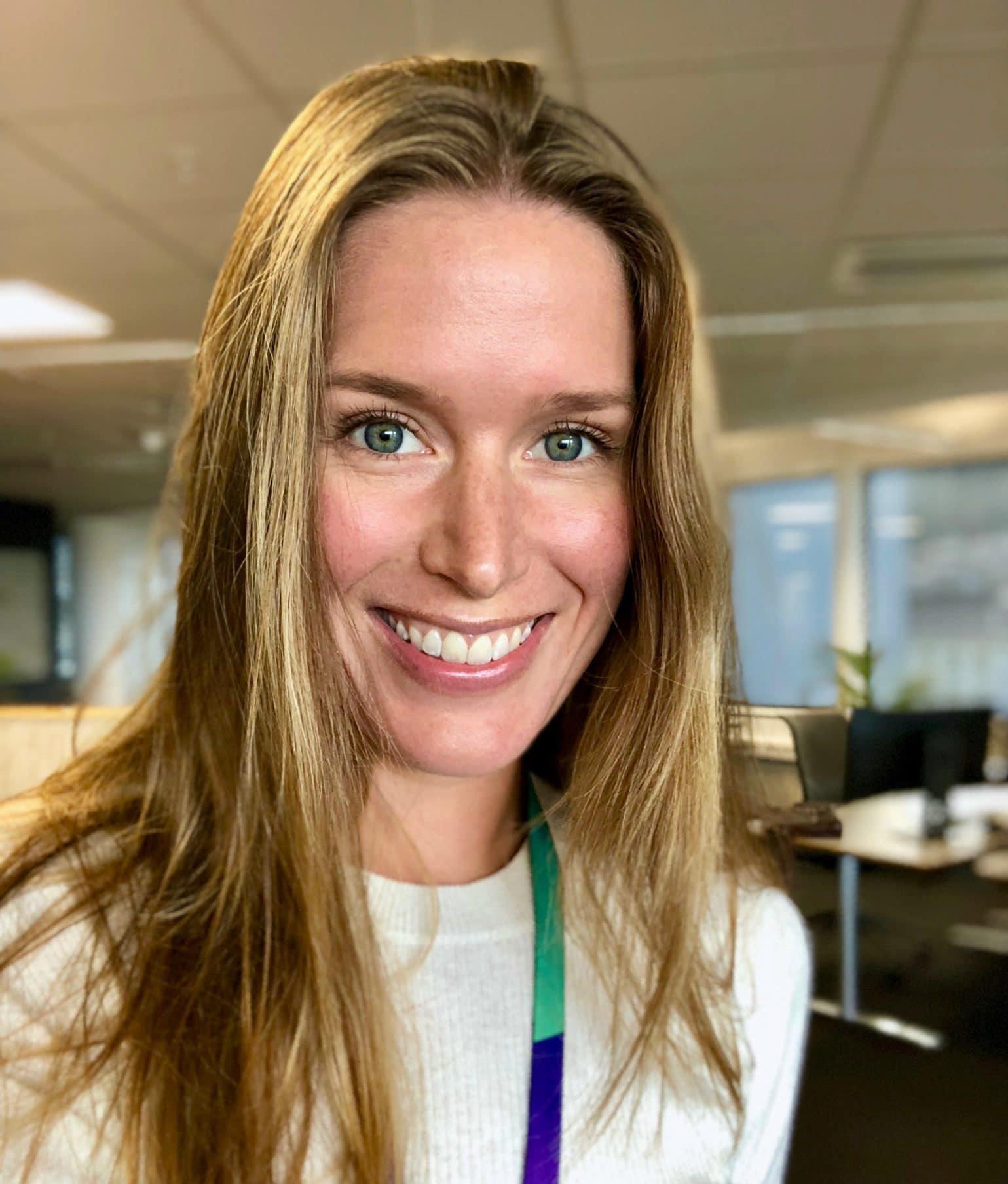 Kunzt-Silje: Rushet når alt klaffer på jobb er bedre enn sex