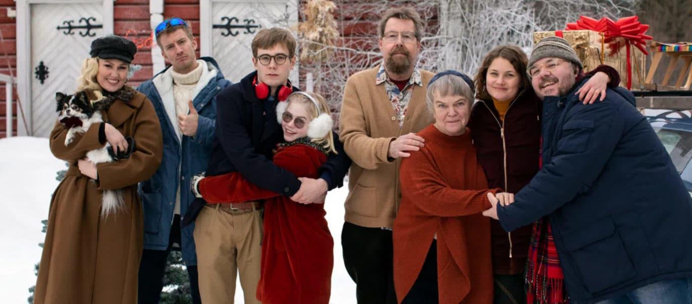 Gledelig jul hos Bergen Kino