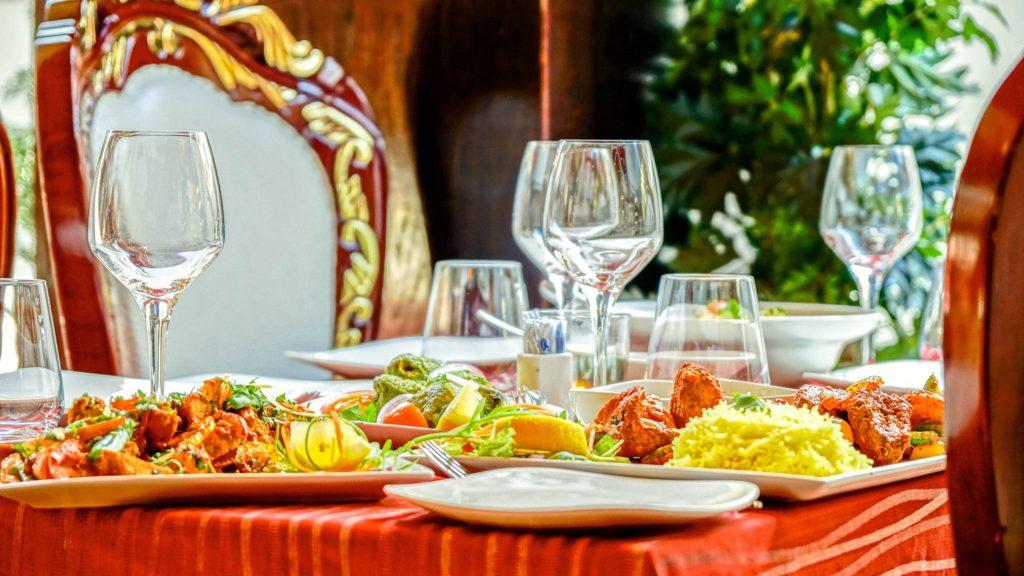 maharaja indisk restaurant bergen