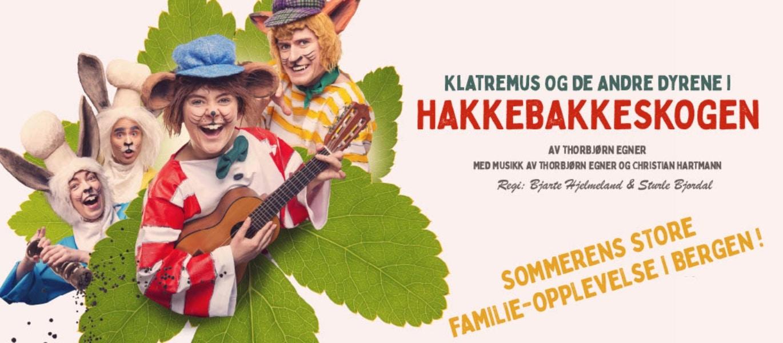 Nå er det tid for teater på Fløyen!