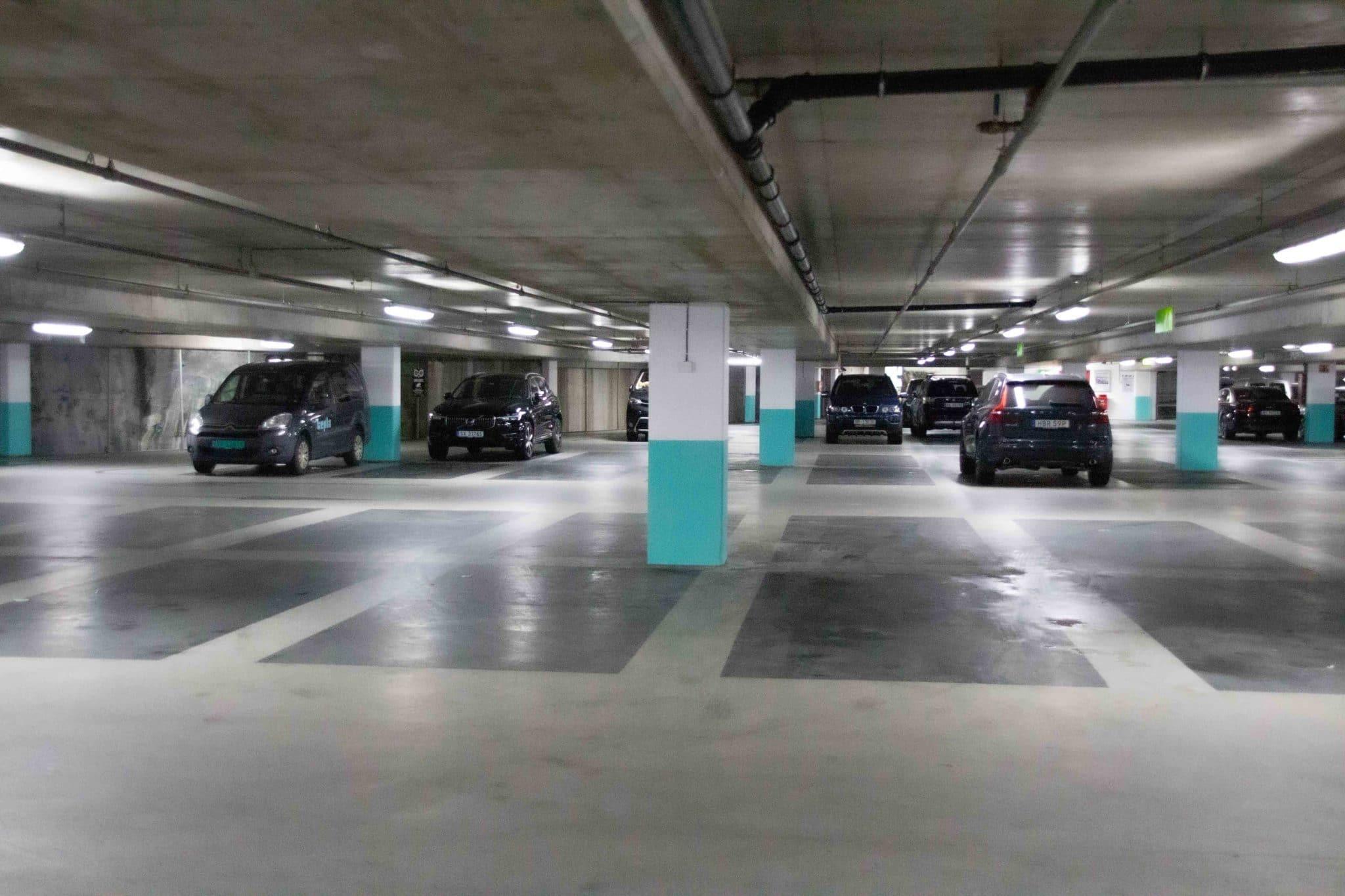 Bergen Parkering overtar GriegGarasjen