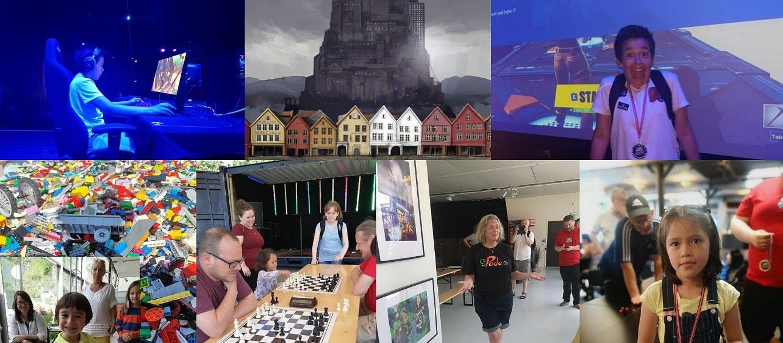 Spillhuset i Bergen vil bidra til folkehelsen