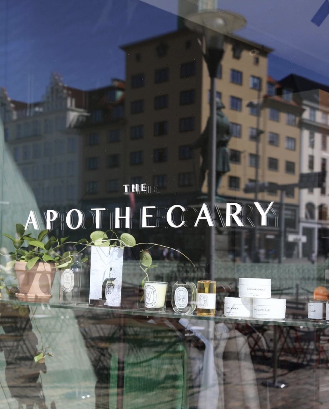 The Apothecary – en estetisk reise