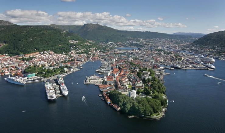 Velkommen til Sentrumskonferansen i Bergen 2.-3. oktober